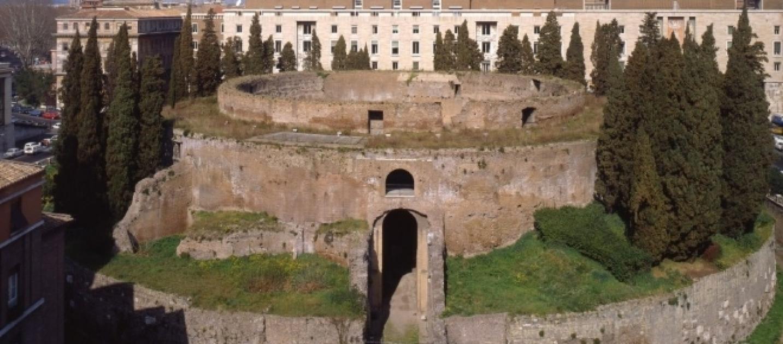 Mausoleo di augusto avviati i lavori di restauro for Augusto roma