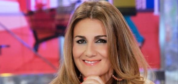 Carlota Corredera posa en Interviu, así lo ha confirmado la presentadora en ¡Sálvame!