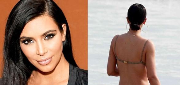 Fotos recentes de Kim Kardashian mostram um visual totalmente diferente
