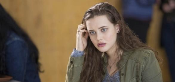 Hannah Baker, gespielt von Katherine Langford.