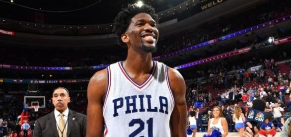 Joel Embiid (via-Getty Images)