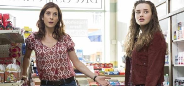 Kate interpreta a mãe de Hannah Baker em '13 Reasons Why' (Foto: Divulgação/Netflix)