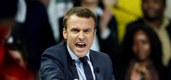 Macron zapowiada nałożenie na Polskę sancji