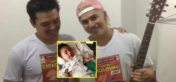 Pai faz vídeo de bebê com doença rara após dose de remédio de R$ 3 milhões em Ribeirão: 'Mexeu a mão'