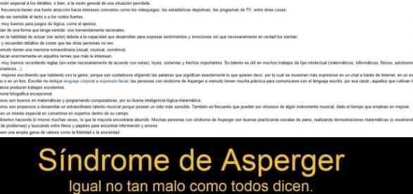 Aclarando algunos mitos del síndrome de Asperger en su día ... - 20minutos.es