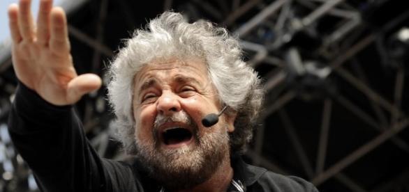 Beppe Grillo è un problema per la libertà di stampa: lo dice Reporters senza frontiere