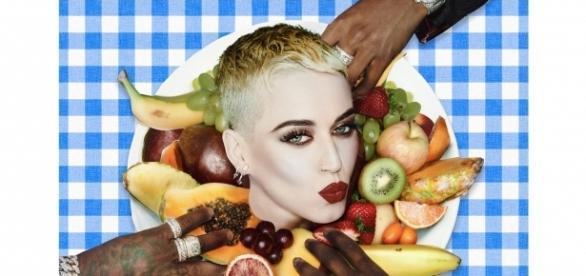Capa de novo single 'Bon Appétit'
