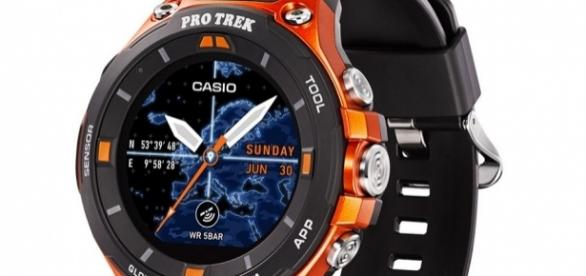 CES 2017: Casio Pro Trek WSD-F20 Smart Watch - watchuseek.com - watchuseek.com