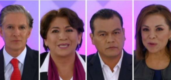 Del Mazo se deslinda de Duarte y Yunes