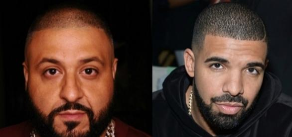 DJ Khaled has enlisted Drake, among other hip-hop stars, on his upcoming album. [Image via Blasting News image library/inquisitr.com]
