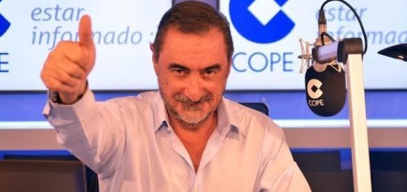 EGM: Carlos Herrera sobrepasa los 2 millones de oyentes y De la ... - vozpopuli.com