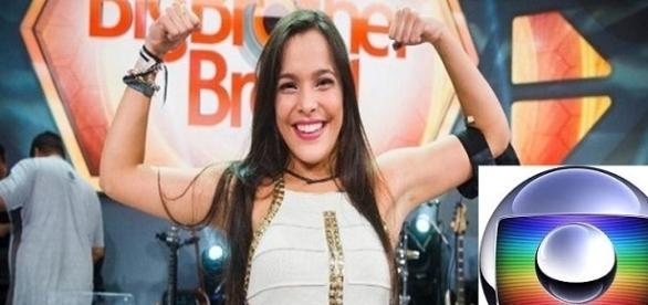 Emilly foi chamada para atuar em Malhação na próxima temporada da novela