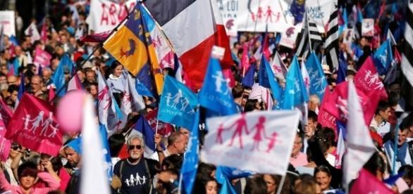 La Manif pour tous s'oppose à Macron