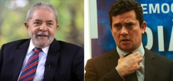 Lula critica Sérgio Moro e diz que juiz quer fazer barganha