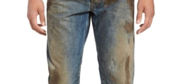 Nordstrom is selling muddy jeans for $425 - Photo: Blasting News Library - businessinsider.com