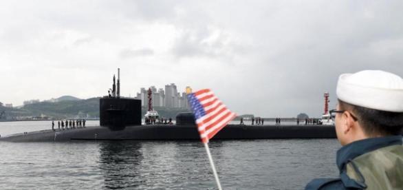 Nuova sfida di Trump a Kim: Usa inviano anche un sottomarino ... - lastampa.it