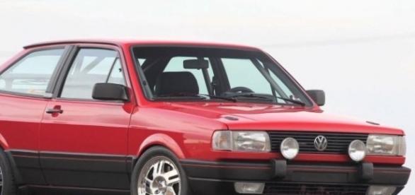 O carro de Bonner seria semelhante a esse