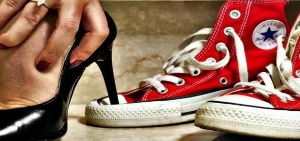 Segundo uma pesquisa, os sapatos podem revelar muitas coisas sobre a personalidade de alguém