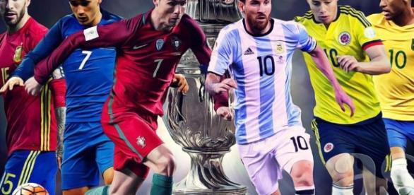 Copa America 2019 avec des grandes stars