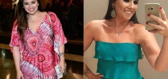 Mariana Belém está mais linda do que nunca e agora com alguns quilinhos a menos