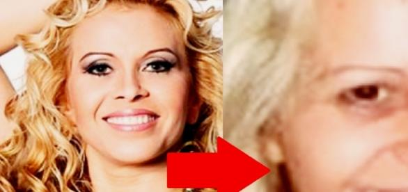 Joelma aparece sem maquiagem - Google