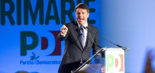 Matteo Renzi primarie PD 2017 da Facebook