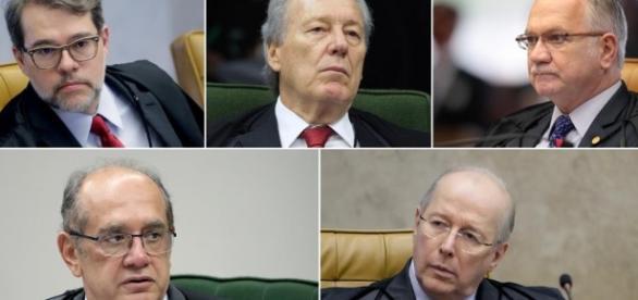 Três dos cinco ministros da Segunda Turma do STF votaram a favor do pedido da defesa