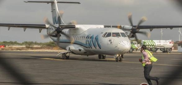 Reanudan vuelos Cd. de México al Istmo de Tehuantepec. Foto: Agencia Istmopress