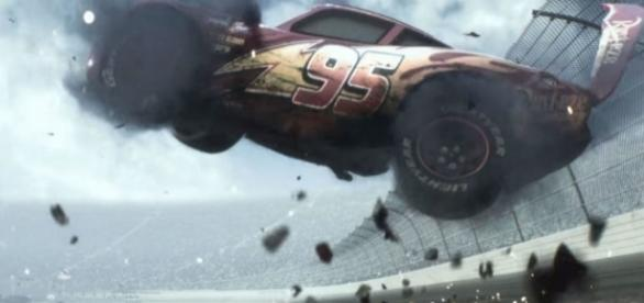 """The First Teaser Trailer for Pixar's """"Cars 3"""" is Uncomfortably Dark - seventeen.com"""