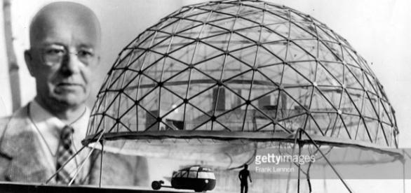 Buckminster Fuller Stock Photos and Pictures | Getty Images - gettyimages.com