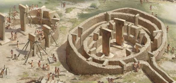 Building Göbekli Tepe Gallery -- National Geographic - nationalgeographic.com
