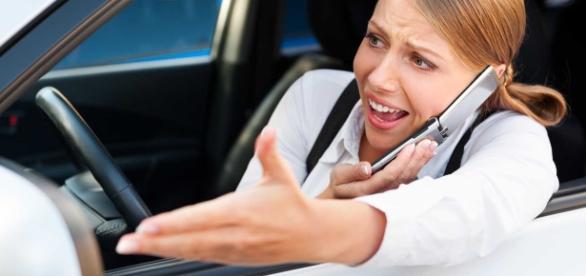 El tránsito vial es un generador de estrés (NoticiasNet)