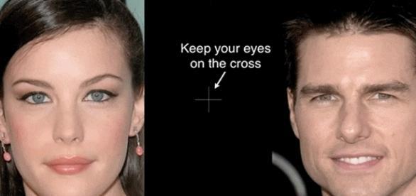 Faça o teste, e veja como você pode ser enganado pelo seu próprio cérebro.