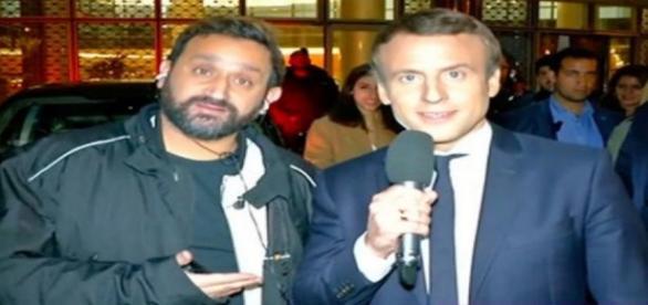 Le message d'Emmanuel Macron sur C8 dans Touche Pas à mon Poste