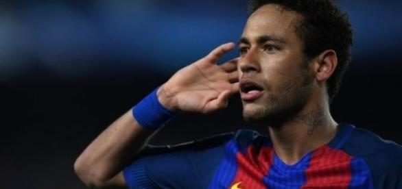 Neymar é alvo de grande clube inglês