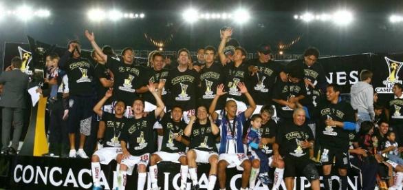 Pachuca Campeón de Concachampions - televisadeportes.com
