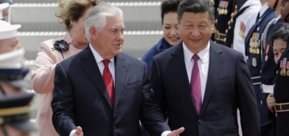 Trump seeks options for eliminating Pyongyang nuke threat ... - japantimes.co.jp