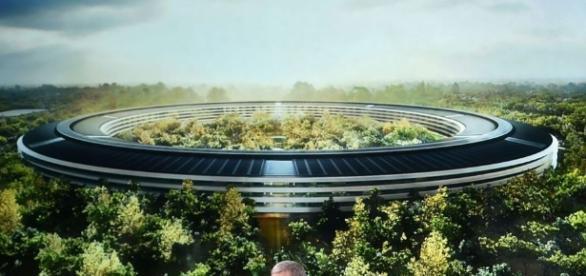 Apple Park: la futura sede operativa di Apple