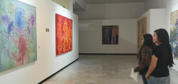 Colección de pinturas contemporáneas de un proyecto elaborado por el Milenio.