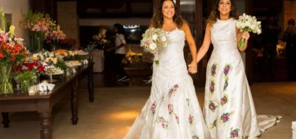 Daniela Mercury e Malu Verçosa vão se casar novamente em duas ... - com.br