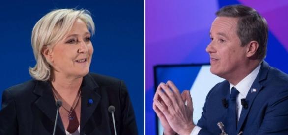 Front national : les doutes de Nicolas Dupont-Aignan | L'Opinion - lopinion.fr