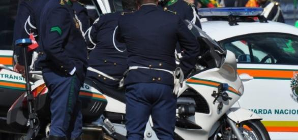 Mais um militar da GNR atropelado por um motocicista que desrespeitou a ordem dada pelo GNR para parar.
