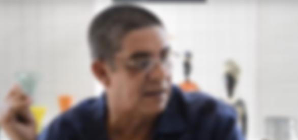 Zeca Pagodinho foi entrevistado por Leda Nagle