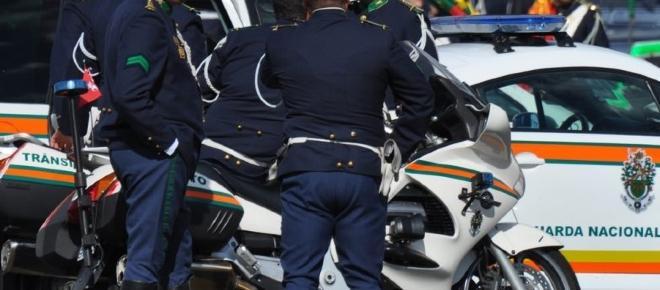 Militar da GNR atropelado por motociclista em fuga