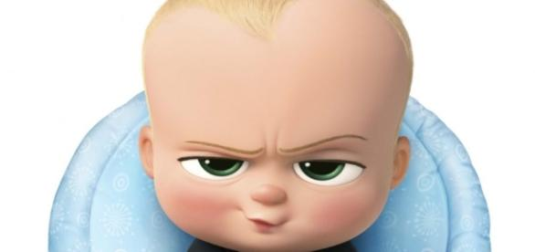 A still from 'The Boss Baby' (Image credits: Dreamworks animation)