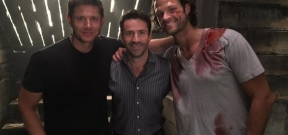 Adam Fergus talks 'Supernatural' and being a Man of Letters ... - movietvtechgeeks.com