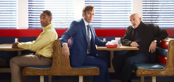 Better Call Saul 3a Temporada en Abril