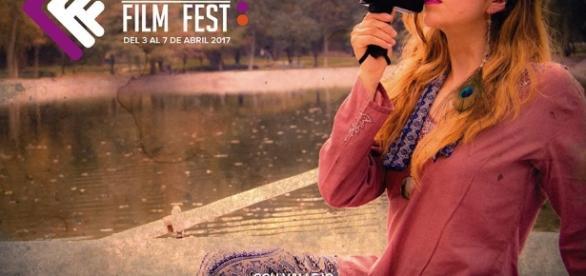 Cartel oficial del 2do. Cecehachero Film Fest