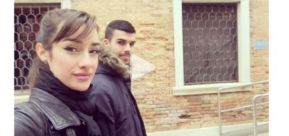 El extraño vídeo de Adara y Pol.