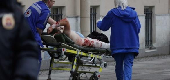 Explosão deixa 10 mortos e 50 feridos na Rússia